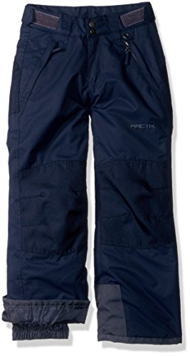 - Arctix Youth Snow Pants with Reinforced Knee and Seat, X-Small, Blue Night