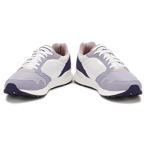 Le Coq Sportif Mujer Optical Blanco / Heirloom Lilac Omega X W Zapatillas