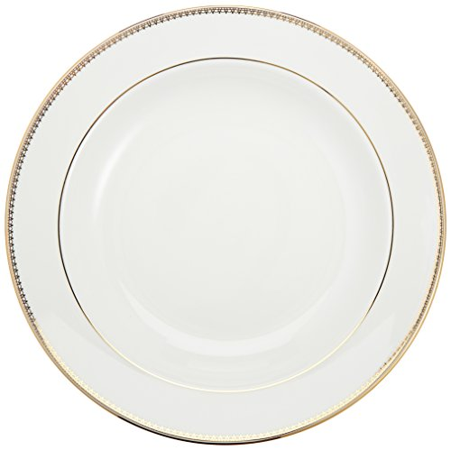 Wedgwood Vera Wang Vera Lace Gold 9-Inch Rim Soup Plate