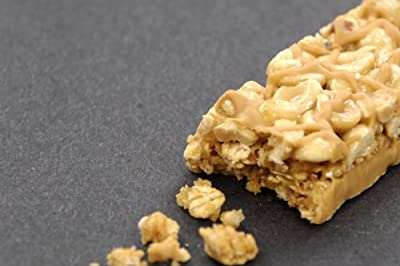 Creamy Peanut Butter Bar - Nutrition Bars Weight Loss & Healthy Living