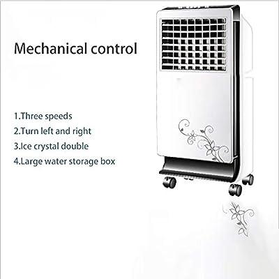 GAOJIN Aire Acondicionado portátil de tecnología silenciosa ...