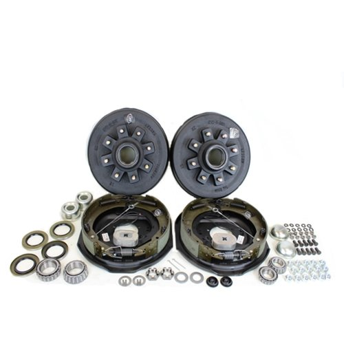 - Southwest Wheel 7,000 lbs. Trailer Axle Self Adjusting Electric Brake Kit