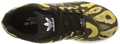 adidas ZX Flux Damen Laufschuhe Noir (Core Black/Core Black/Ftwr White)