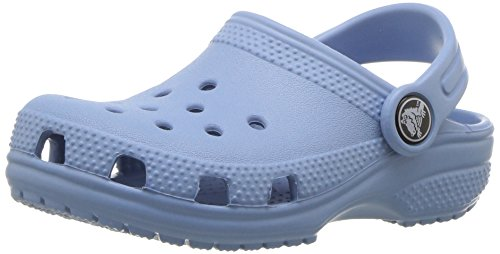 Crocs Kids' Boys & Girls Classic Clog Chambray Blue