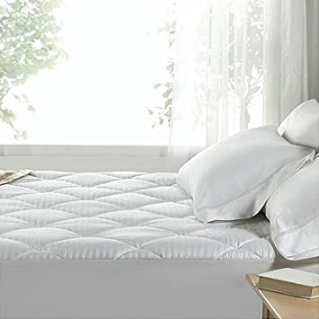 Linens Limited Polycotton Quilted Waterproof Mattress Protector