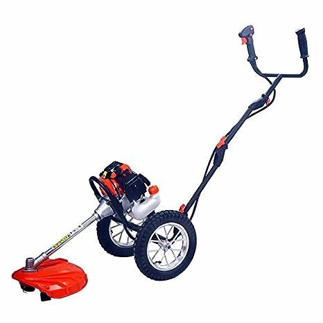 Silex France ® - Desbrozadora con ruedas, 52 cc: Amazon.es ...