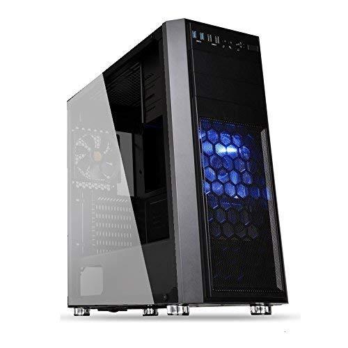 [해외]PC-TECH 데스크톱 컴퓨터 최근 9 세대 Core i7 9700K 3.60 Ghz메모리 DDR4 16GB240GB SSDHDD 1TB마더보드 Z390HDMI + DVI 해당DVD 멀티 드라이 클럽600W 80 plusOS: WINDOWS 10 PRO 64 비트 / PC-TECH Desktop PC Latest 9th Generation Core i7 970...