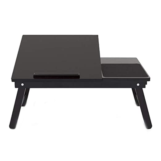 JAG Mesa de Cama con Soporte para computadora portátil, Altura ...