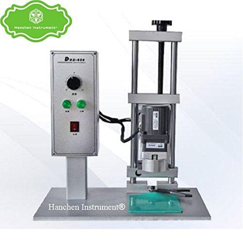 DDX-450 Desktop Electric Round Bottle Capping Machine Mineral Water Bottle Sealing Machine Unscrewing Capping Machine Screw Cover Machine by Hanchen