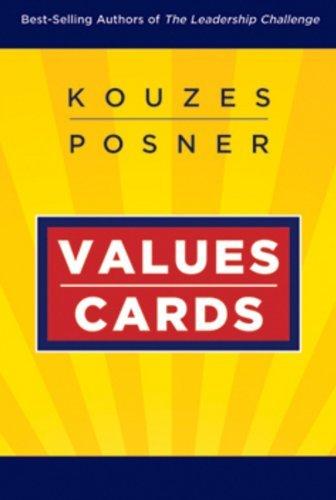 The Leadership Challenge Workshop: Values Cards by James M. Kouzes (2010-03-29) ()