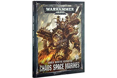 Games Workshop Warhammer 40,000: Codex: Chaos Space Marines 2 -