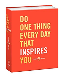 Do One Thing Every Day That Inspires You: A Creativity Journal (Do One Thing Every Day Journals) (0553447882) | Amazon Products