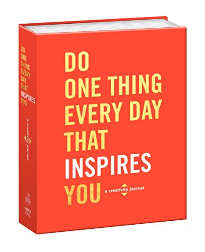 (Do One Thing Every Day That Inspires You: A Creativity Journal (Do One Thing Every Day)