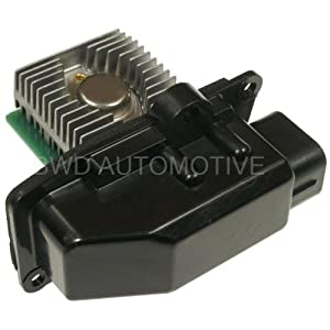 Bwd blower motor resistor ru1265 automotive for Bwd blower motor resistor