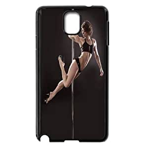 CHENGUOHONG Phone CasePole Fitness Dancing Pattern For Samsung Galaxy NOTE4 Case Cover -PATTERN-3