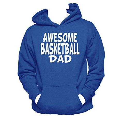Awesome Football Dad Hoodie Sweatshirt - Football Mom Present - Women Hoodies - Football Gifts - Football Sweatshirt - Gifts For Dad - S-5XL