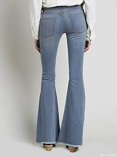 Jeans Popoye Jeans Bleu Popoye Femme Clair Femme Bw7zxw