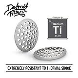 15 mm (.59 inch) Titanium Inline Strainers - Rigid