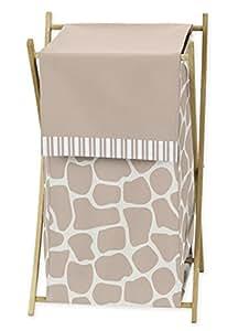 Baby/Kids Clothes Laundry Hamper for Giraffe Bedding by Sweet Jojo Designs