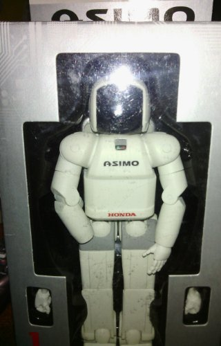 ASIMO 1/8 Scale Model Figure With Close Hands