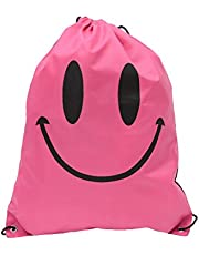 Happygodi Drawstring Bag Waterproof Lightweight Convenient