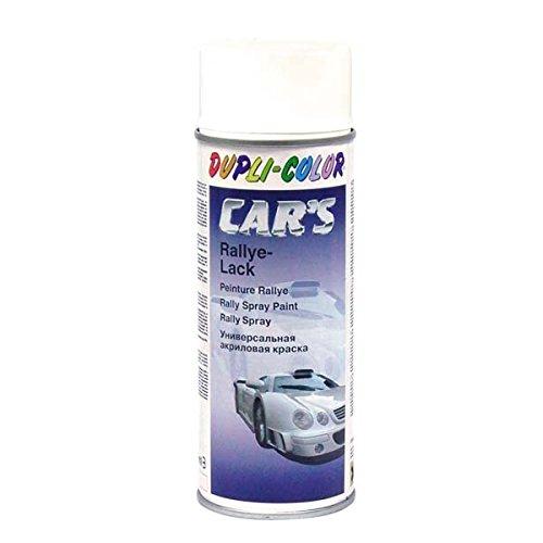Dupli-Color 385896 Car's-Spray, 400 ml, Weiß Glanz