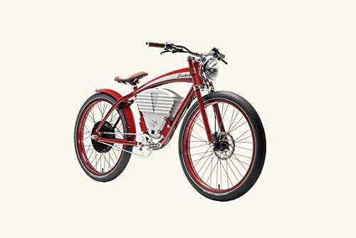 Vintage Electric Bikes Bicicleta Electrica Recargable Traker 2019 R-26