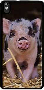 Funda para Htc Desire 816 - Animales De Granja De Cerdos Lechones by WonderfulDreamPicture
