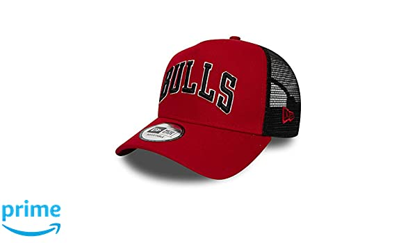 A NEW ERA Era Reverse Team Chicago Bullls Gorra Trucker: Amazon.es ...