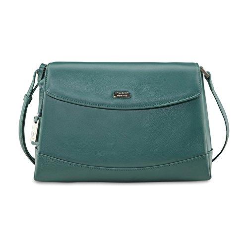 PICARD Dames Pocket Sacs à bandoulière Really Smaragd 8207