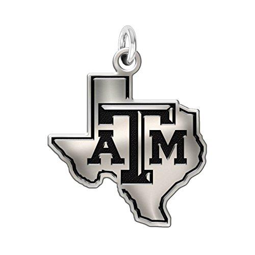 - Texas A&M University Aggies Charm - 1/2