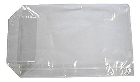 Bolsa de plástico PP con suelo similar celofán 8, 5 x 14, 5 ...