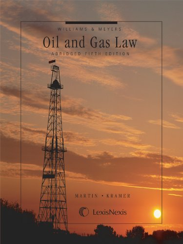 williams-meyers-oil-and-gas-law