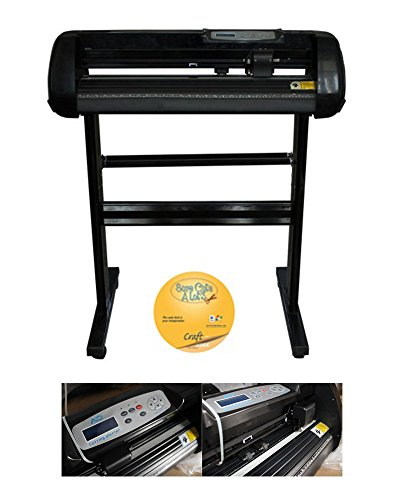 24 Cutter Plotter 5in1 Heat Press Epson Printer Ciss