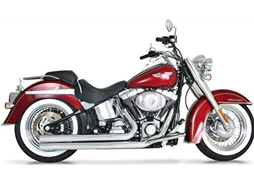 - Samson Legend Series Exhaust - Chrome/Cannons S2-901