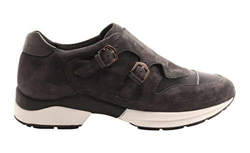 Suede Mujer In Tod's Grey Sneakers 1tXTxxz