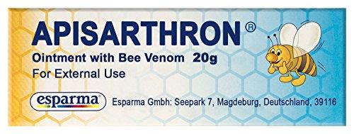(Apisarthron ointment with Bee Venom 20g/0.7 Oz)