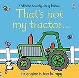 little einstein board books - That's Not My Tractor