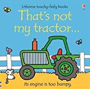 Usborne That's Not My Tractor (Board Book)…