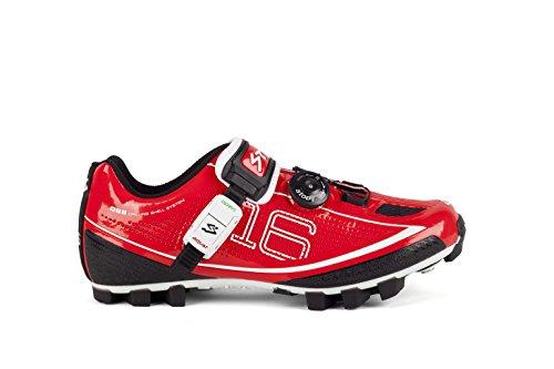 Footlocker Línea Barata Ofertas De Salida Spiuk Scarpe da ciclismo uomo rosso La Salida De Muchos Tipos De 4gF2XgMKx4