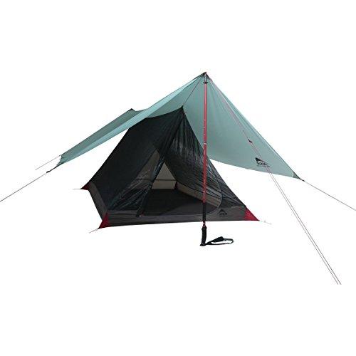 MSR Thru-Hiker Mesh House 2 Shelter Tent, Grey by MSR (Image #1)