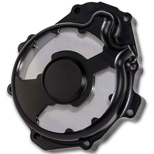 - 09-16 SUZUKI GSXR1000: Yana Shiki Billet Stator Cover With Window (BLACK)
