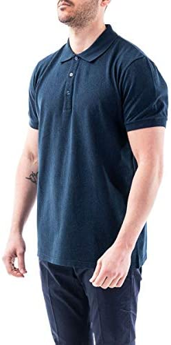 Fashion | Etro Man 1Y8059246201 Blue Cotton Polo Shirt | Spring Summer 20