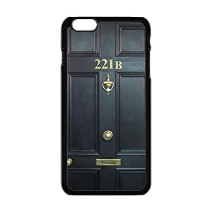 221B Door Cell Phone Case for iPhone plus 6