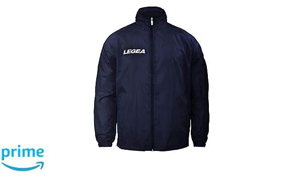 Legea - Chaqueta impermeable para hombre b5539a521fafc