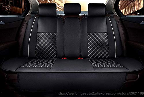 Amazon com : HOKUGA: only car Rear seat Covers for Audi A6L