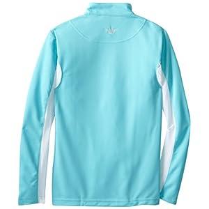 TuffRider Women's Ventilated Technical Long Sleeve Sport Shirt with Mesh