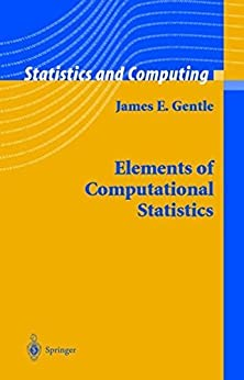elements of statistical computing pdf
