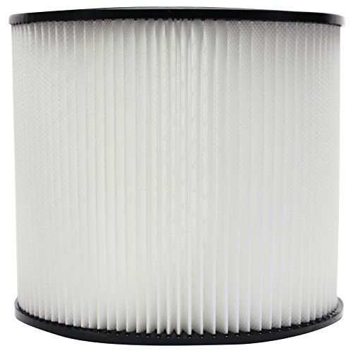 2-Pack Replacement 90304 Filter for Shop-Vac - Compatible with Shop-Vac 90304, Shop-Vac LB650C, Shop-Vac QPL650, Shop-Vac 965-06-00, Shop-Vac CH87-650C, Shop-Vac SL14-300A, Shop-Vac 925-29-10, Shop-Vac 963-12-00, Shop-Vac 596-07-00, Shop-Vac 586-74-00, Sh by UpStart Battery (Image #2)