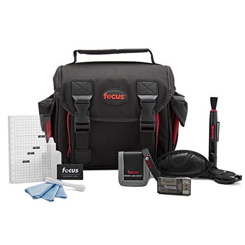 Sony Alpha ILCE-6000L/B a6000 Digital 16-50mm Bundle
